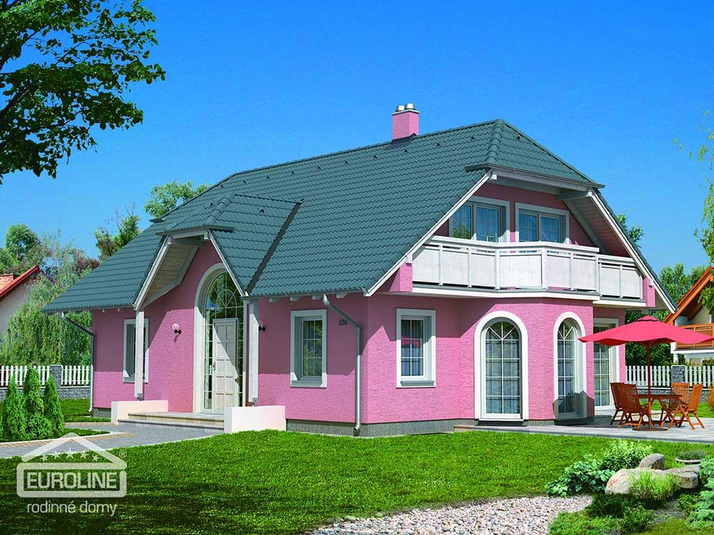 Nízkoenergetický dom - KLASIK 134 - domprevsetkych.sk