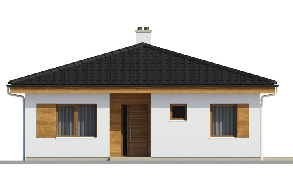 Wooden House – 100