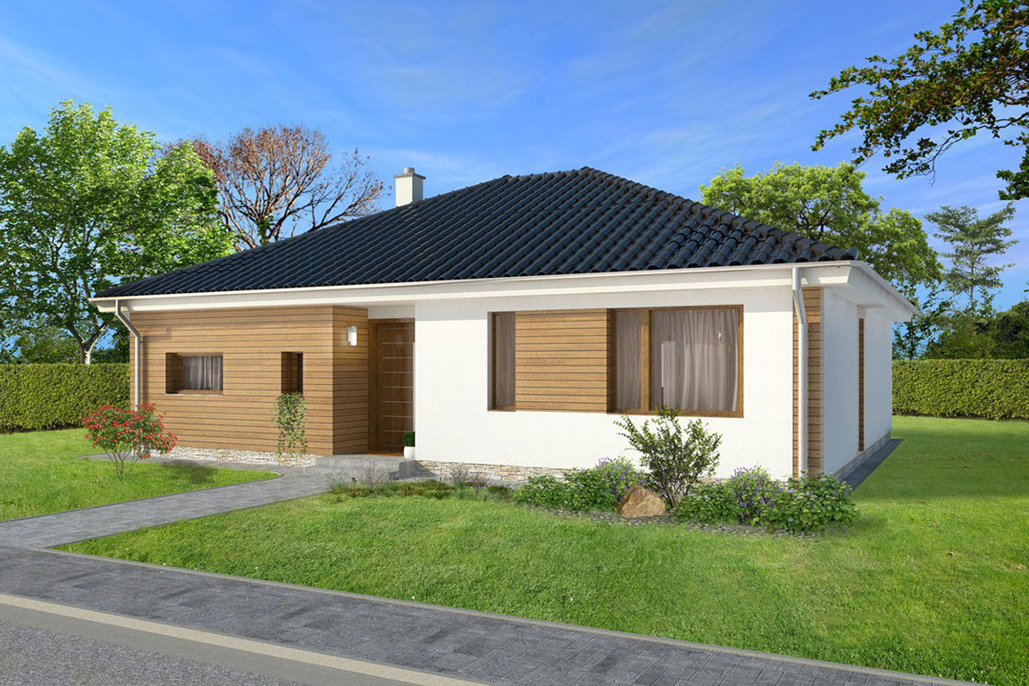 Wooden House – 102