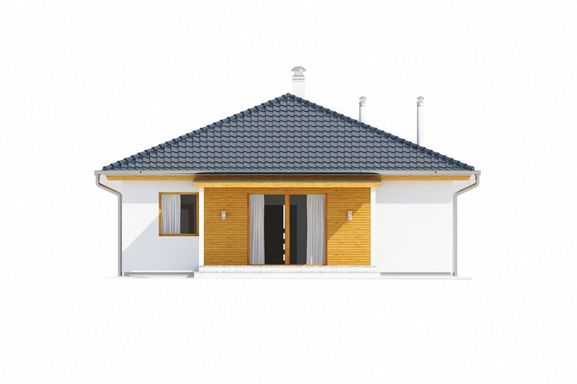 Wooden House – 103