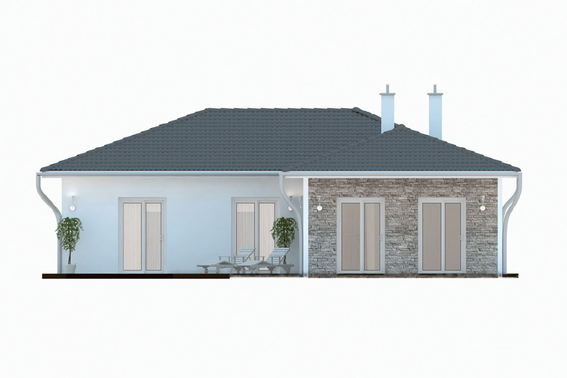 Wooden House – 108
