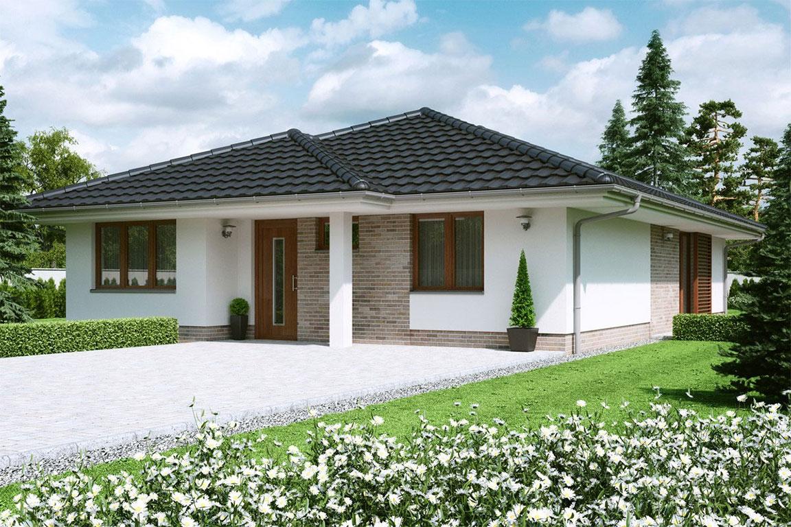 Nízkoenergetický dom - Wooden House – 109 - domprevsetkych.sk