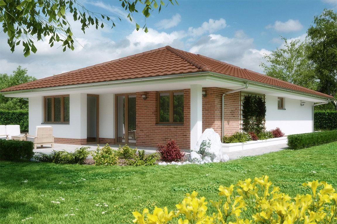 Nízkoenergetický dom - Wooden House – 111 - domprevsetkych.sk