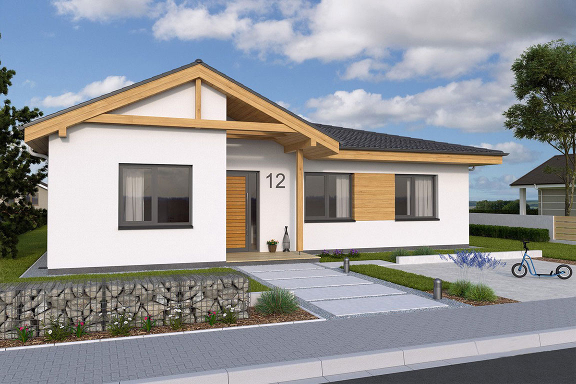 Wooden House – 112