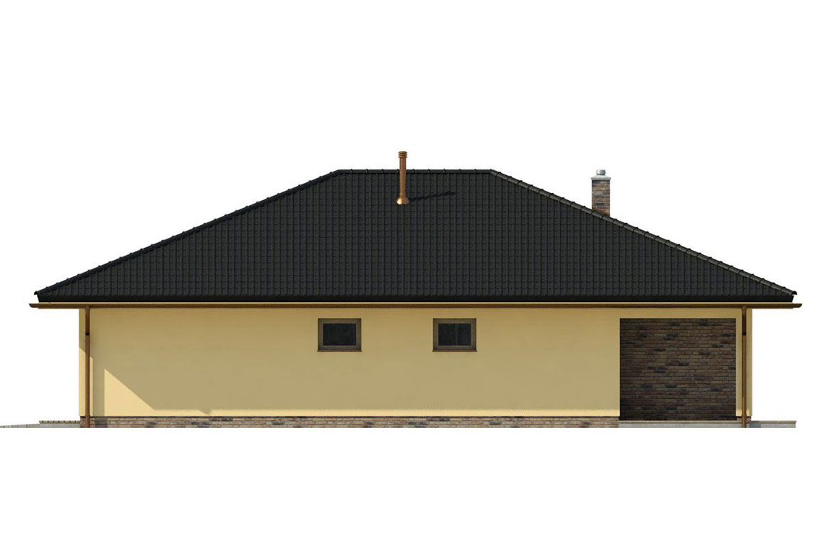 Wooden House – 114