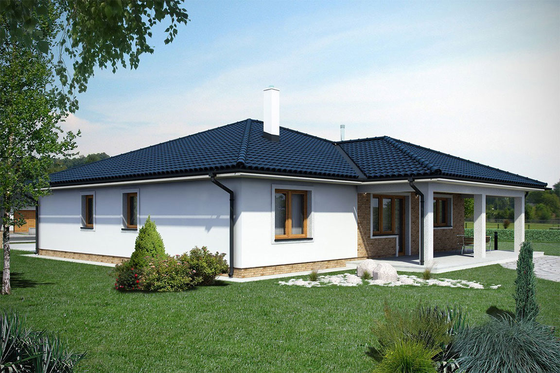 Wooden House – 115
