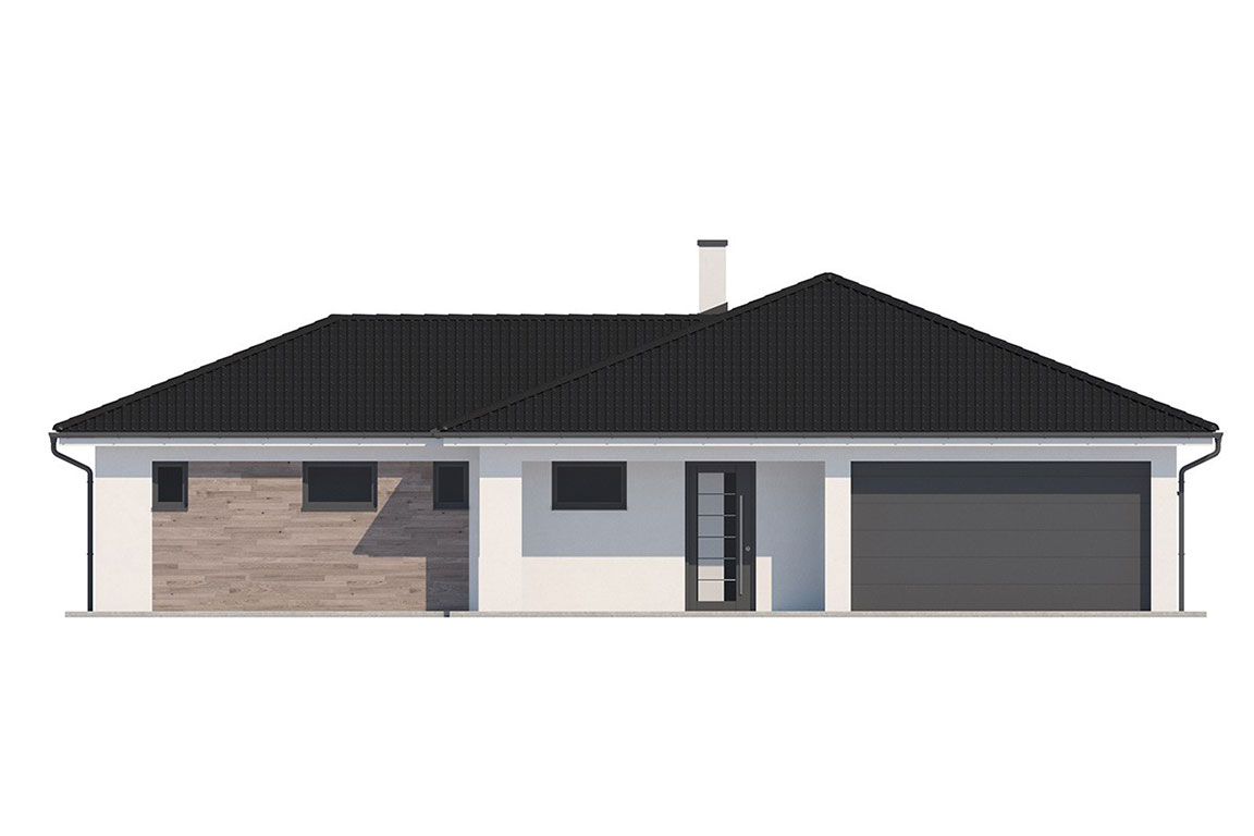 Wooden House – 116