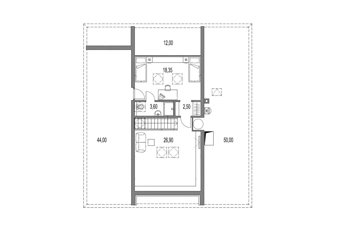 Wooden House – 117