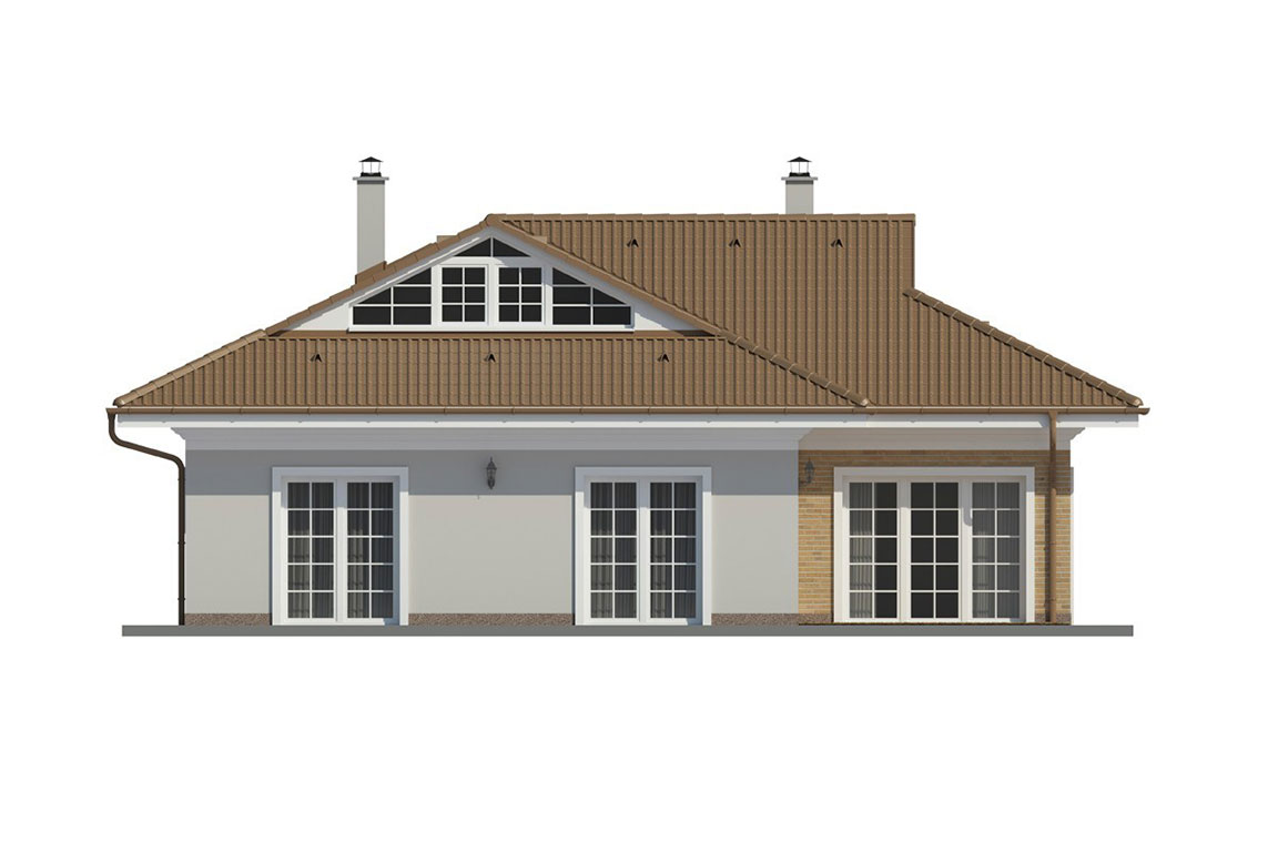 Wooden House – 118