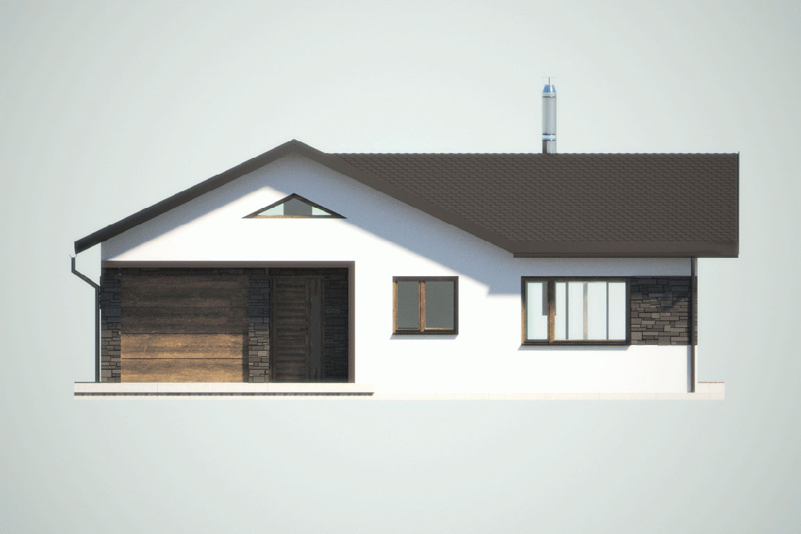 Wooden House – 121