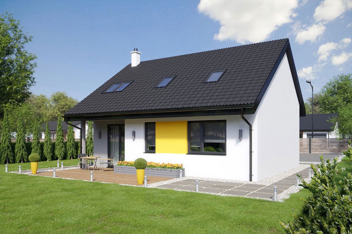Wooden House – 122