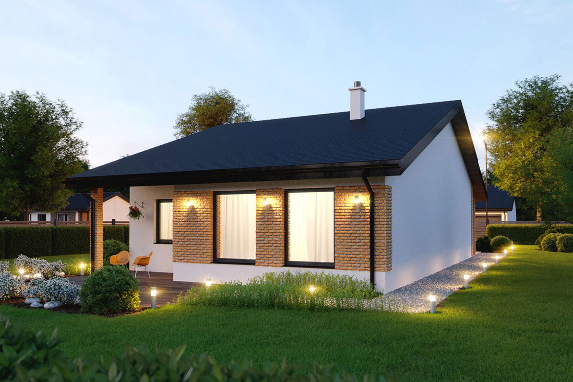 Wooden House – 123