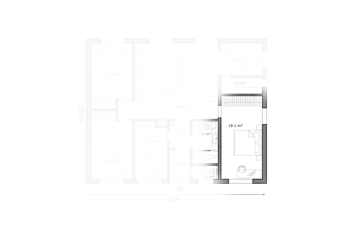 Wooden House – 124
