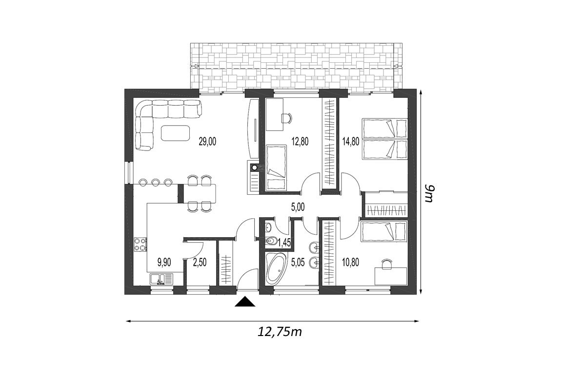 Wooden House – 129