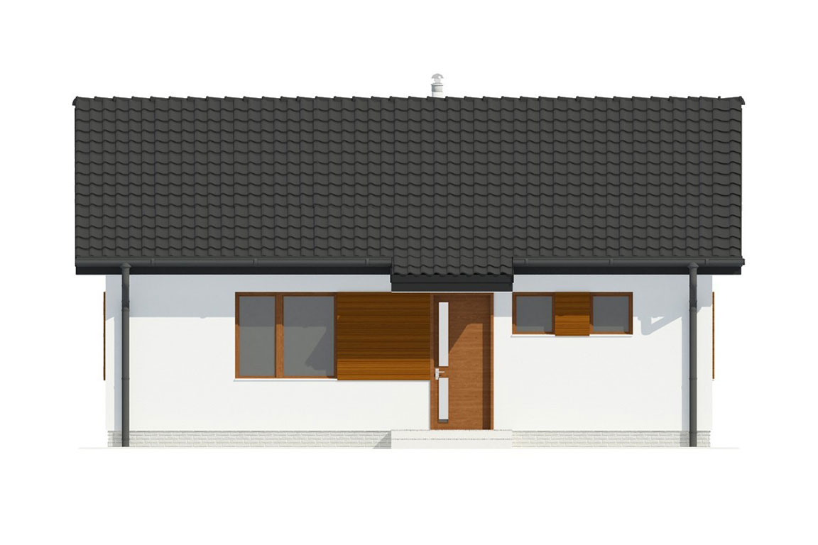 Wooden House – 130