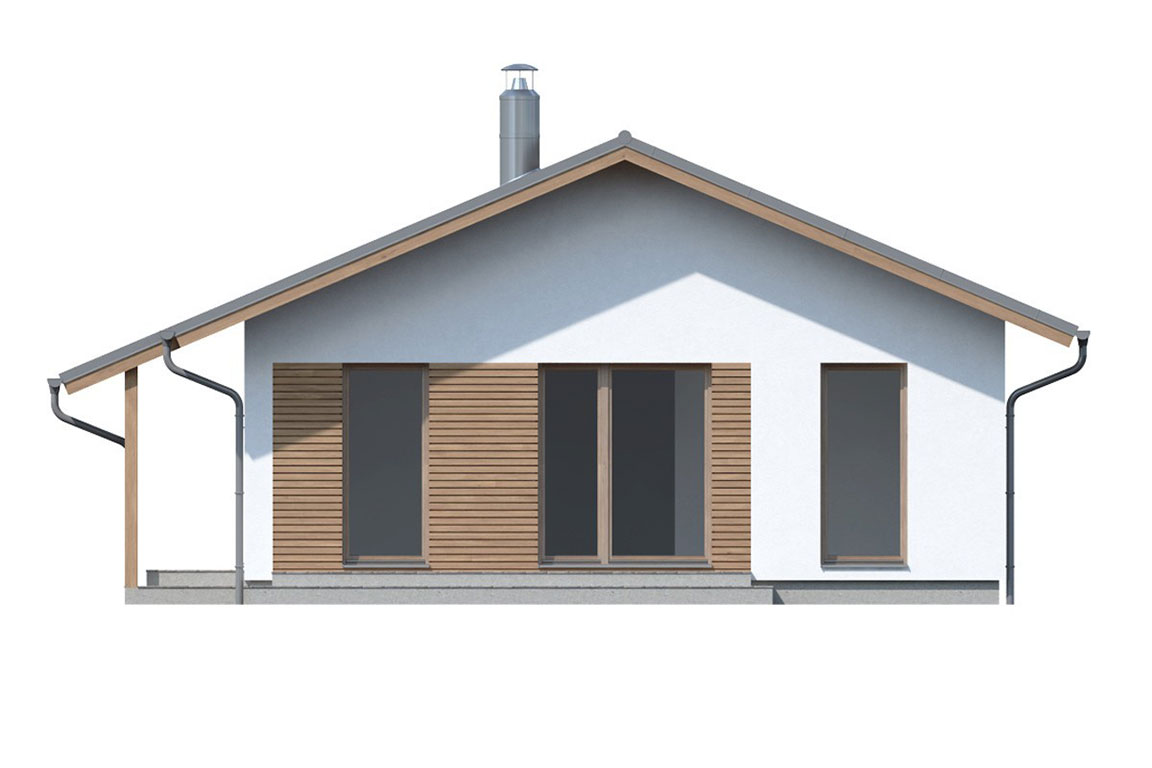 Wooden House – 131